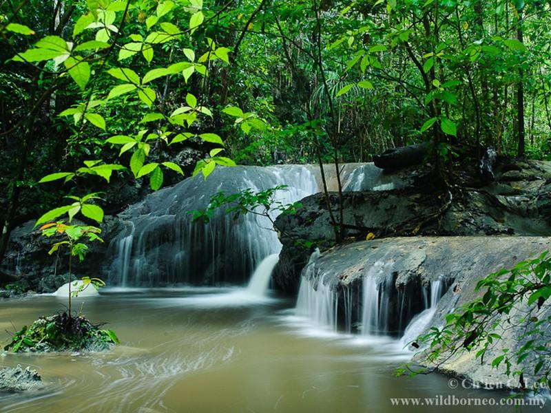 River in Halmahera at Weda Resort