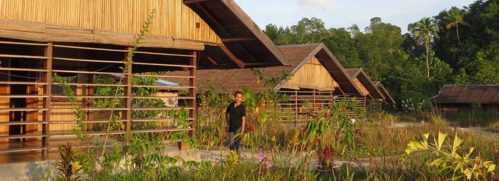 Eco Bungalows at Weda Reef and Rainforest Resort